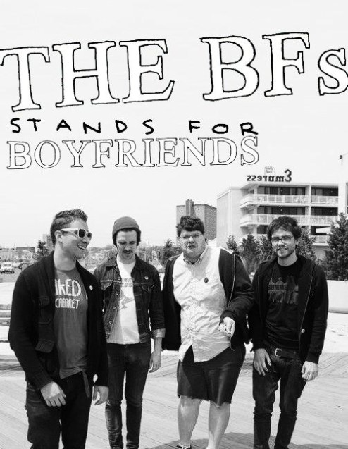 the BF's