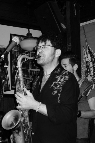 gordon sax