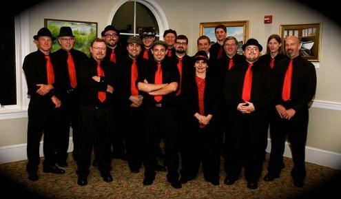 cape ann big band - courtesy photo
