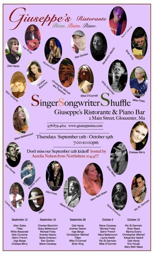 singer giuseppses