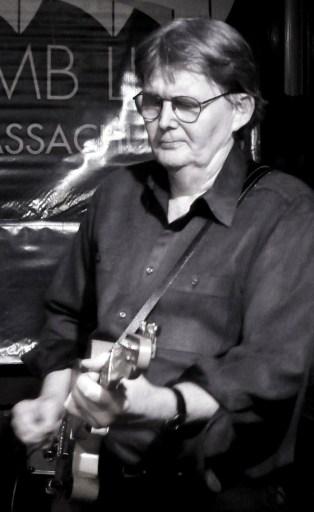 Bob Davis bw2