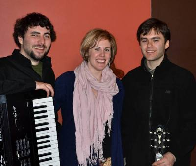 Kate Barry Band photo by Cindy Spreer