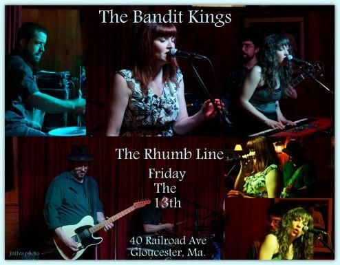 bandit kings rhumb line friday the 13th