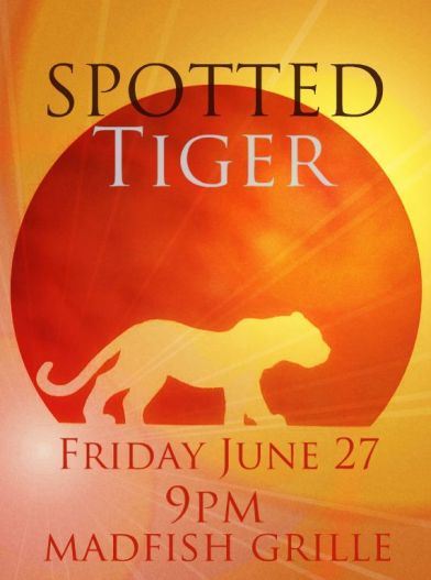 spotted tiger