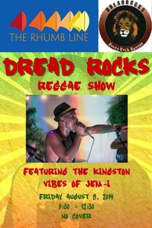 dread rocks poster