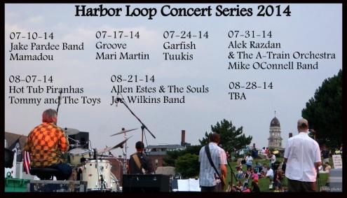 harbor loop 1 update