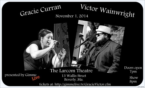gracie victor larcom