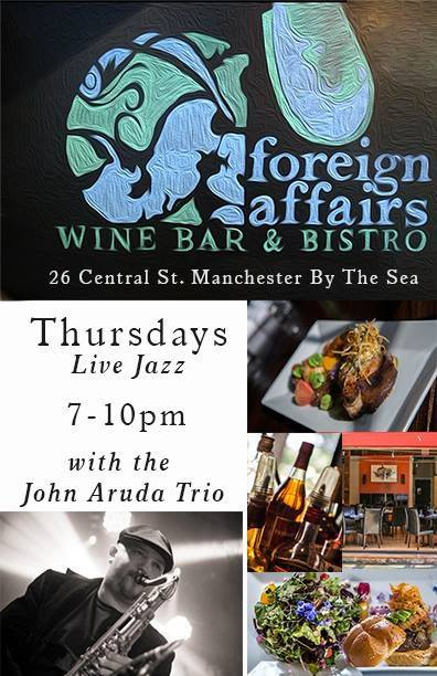 john aruda trio foreign affair