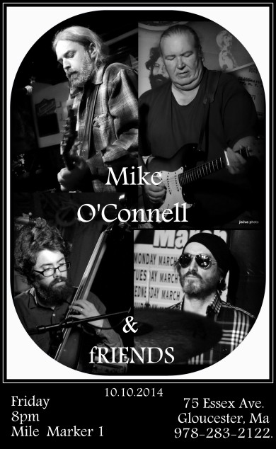 mike oconnell and friends mile marker 1 10.10.2014
