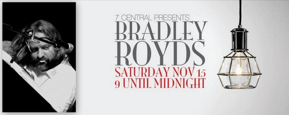 bradley 7 Central poster