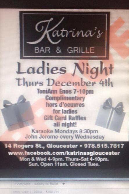 katrinas ladies night