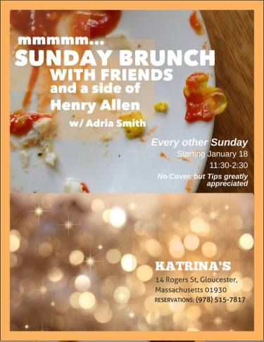 henery allen sunday brunch