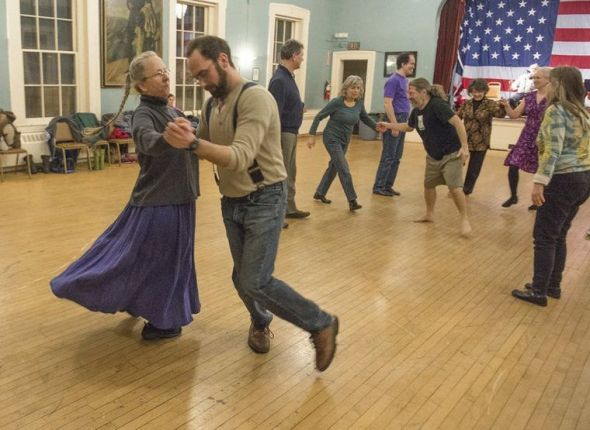 Cape Ann Contra Dance Third Friday Contra Dan