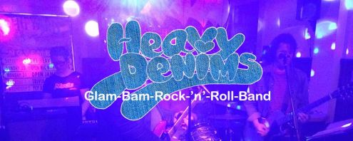 heavy denims rock and rolll band