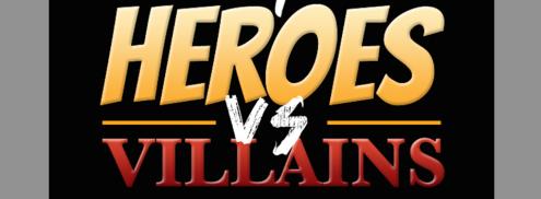 heros villians