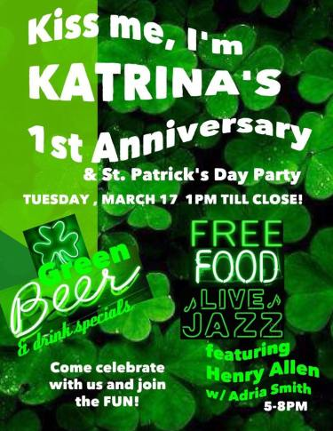 katrinas irish