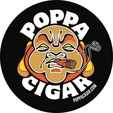 poppa cigar poster
