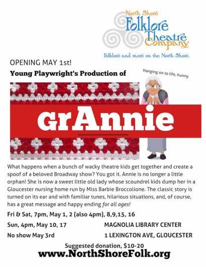 may ha grannie