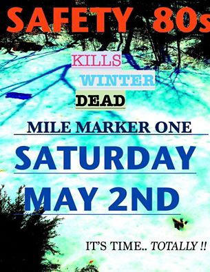 safety mile marker