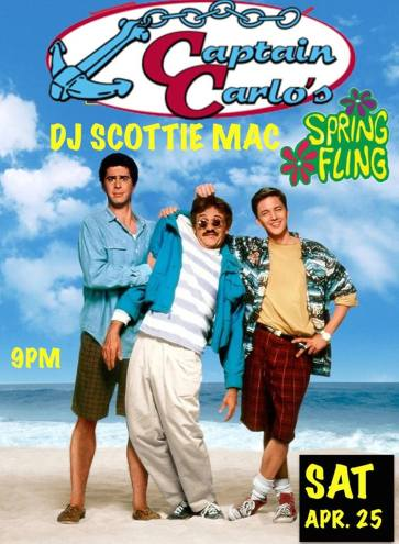 scottie mac spring fling april 25