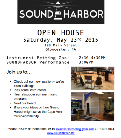 sound harbor add