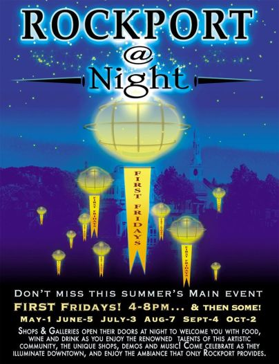 rockport main night event