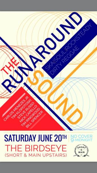 the runaround sound short and main 6.20.2015
