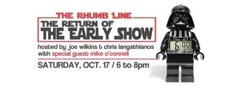 rhumb line early show