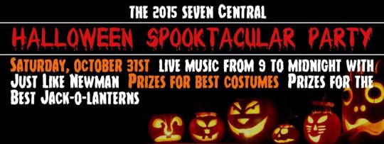 7 central halloween