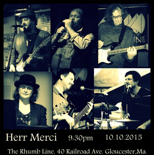 Herr Merci The Rhumb Line 10.10.2015