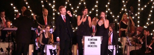BEANTOWN SWING ORCHESTRA 1