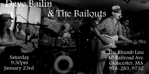 dave bailin and the bailouts