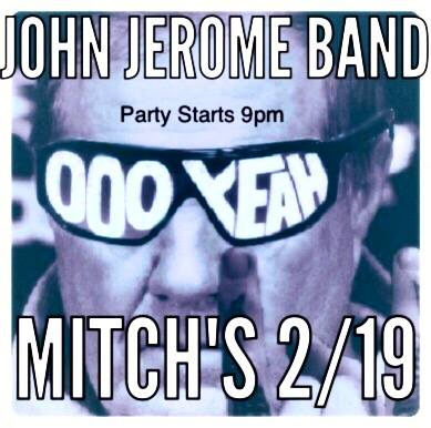john jerome band mitchs 1.19.2016