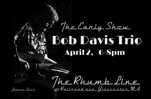 bob davis early show april second