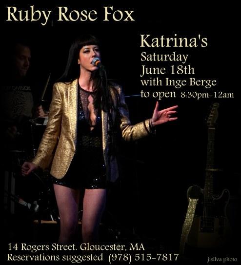 Ruby Rose Fox Katrinas