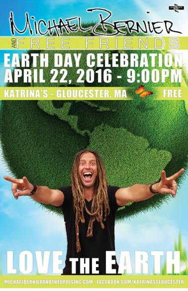michael bernier earth day