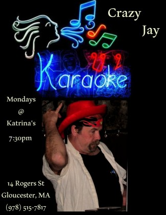 crazy jay karaokie katrinas new