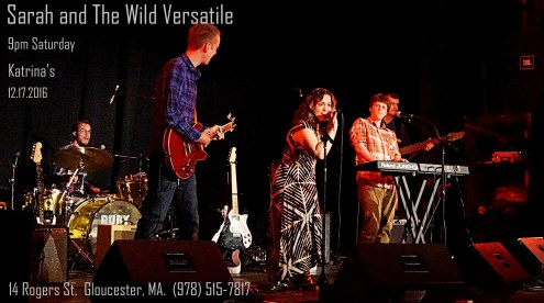 sarah and the wild versatile mw