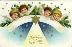 vintage-happy-new-year-greeting-cards-stars-and-four-angels